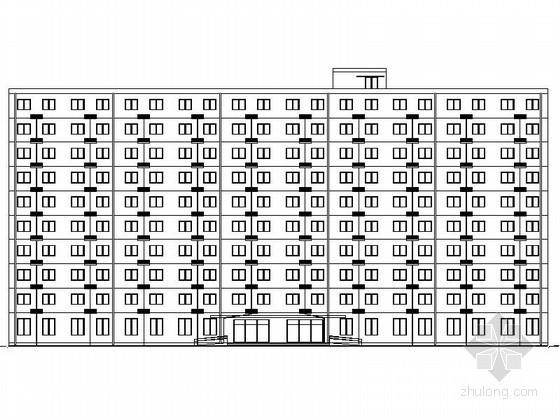 [合集]13套建筑专业毕业课程设计方案+施工图