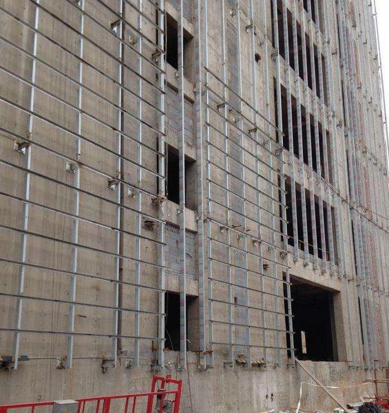 幕墙工程劳务分包合同