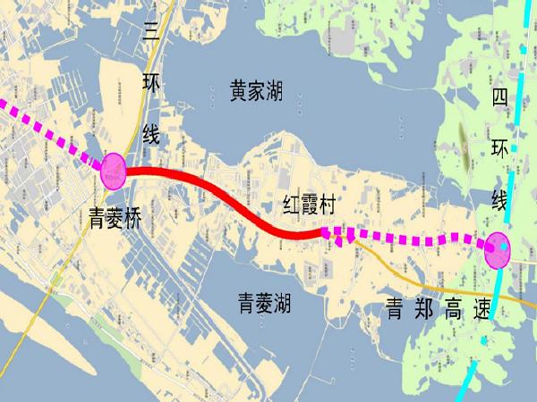 武咸公路总体施工组织设计_1
