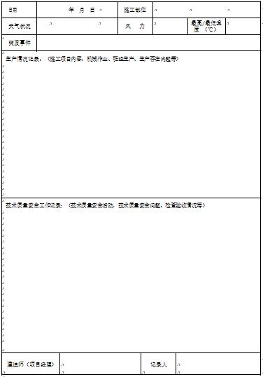 市政道路工程表格(word版本294页)_3