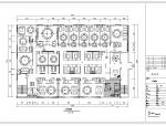 山尚厨房餐厅现代风格室内装修设计施工图及实景图