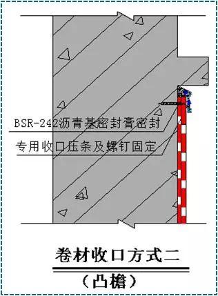 屋面SBS卷材防水详细施工工艺图解及细部做法_28