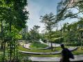 新加坡丰树商业城景观