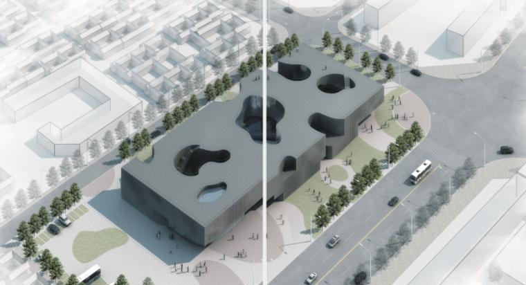 [河北]涿州市博物馆建筑设计方案文本
