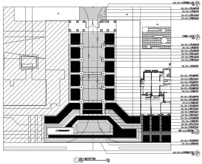 [宁夏]滨湖古典主义高端生态居住区景观设计全套施工图_2