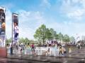"""[广东]生态""""云科技""""世茂中心互动商业广场景观规划设计方案"""