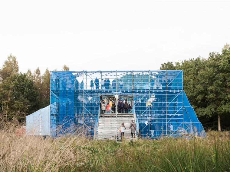 荷兰艺术节舞台装置