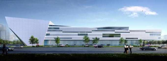 """[海南]""""产城融合""""生态海洋高新技术产业园区城市景观规划设计方案_6"""