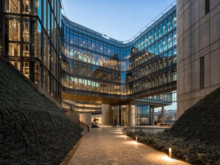 土耳其Garanti银行科技园景观