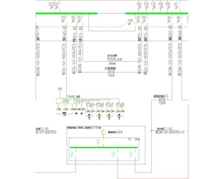 [长兴]商务楼电气施工图