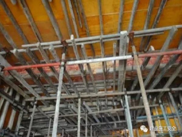 杜绝模板工程施工质量事故,要早做处理与预防