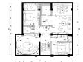 [福州]欧式别墅精装样板间施工图(含效果图)