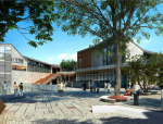 [山东]世博会展馆国际文化创意产业区景观规划方案