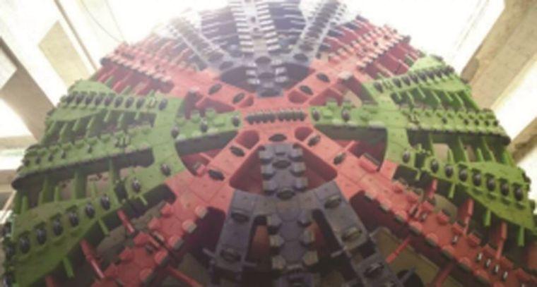 国内首条海域复合地层超大直径盾构隧道:珠海马骝洲交通隧道_6