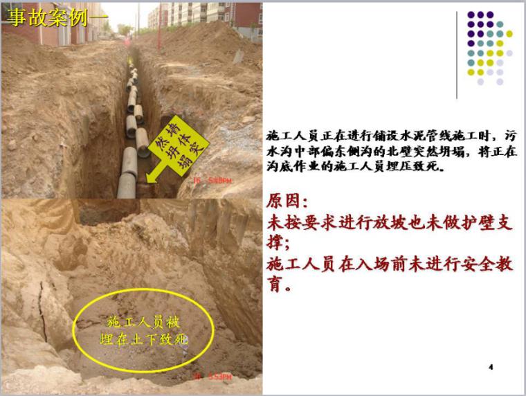 安全施工操作规程PPT讲义总结