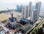 再创深圳速度!中建一局擎起中国地铁上最高楼