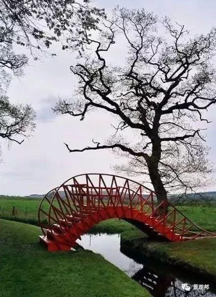 各种各样的景观桥_8
