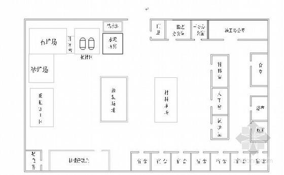 四川土地整理农田水利项目施工组织设计