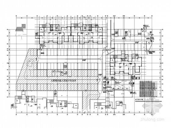 [安徽]综合大学公寓全套电气图224张(细部做法大样图)