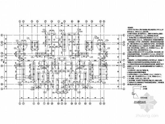 [广西]两栋地上27层剪力墙结构高层住宅楼结构施工图