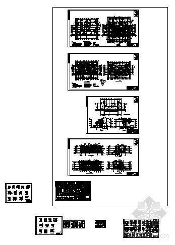 丹堤A区16、17、25号楼建筑施工图-4
