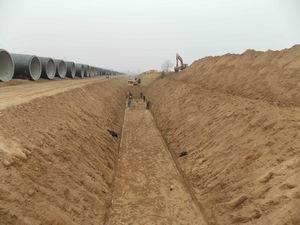 市政排水管道沟槽开挖要求是什么?