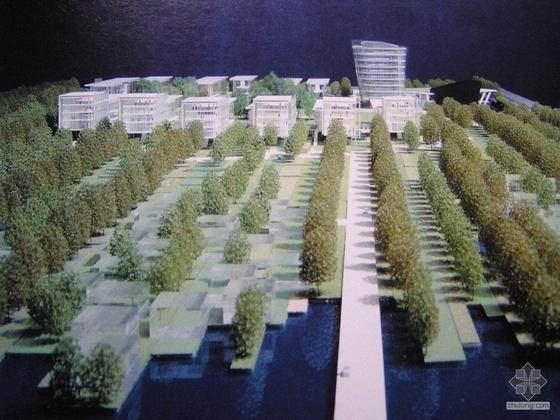 [松江]某校园规划设计集(国际招标)