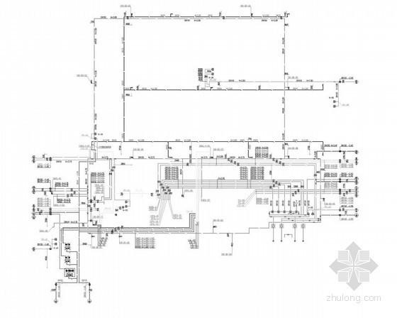 [山東]產業園給排水消防施工圖