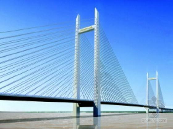 [山东]黄河大桥翻模法138m高H型索塔专项施工方案及计算书363页(含大承台基坑)