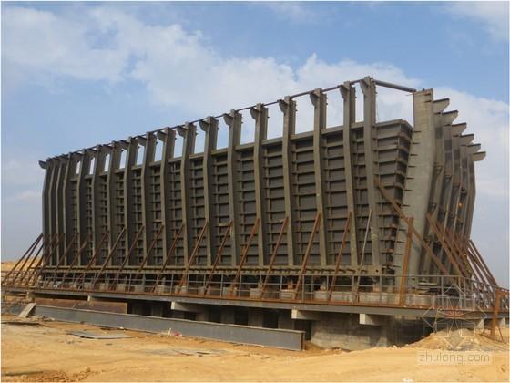 [QC成果]提高矩形镍铁电炉炉体骨架立柱制作安装一次合格率