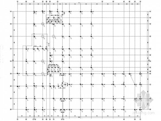 20层带地下室综合用房结构施工图(含抗浮计算、13年6月制)