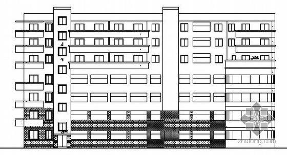 [毕业设计]某办公楼建筑设计方案
