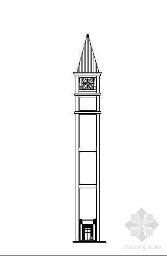 某观景塔施工图