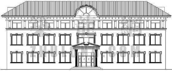 某小医院建筑设计方案