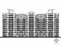 [广州]某十一层单元式、顶层复式住宅楼建筑施工图