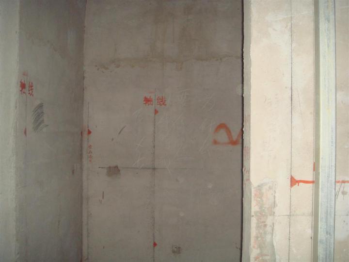 建筑工程测量放线之五步放线法