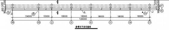 箱形吊车梁结构图