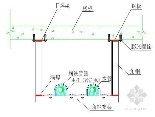 [深圳]地铁通风与空调安装工程监理细则(附流程图)