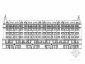 [黑龙江]某六层欧式风格商住楼建筑施工图