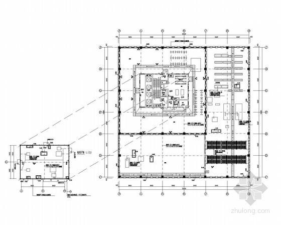 [宁波]15层办公楼电气施工图纸(含裙楼)