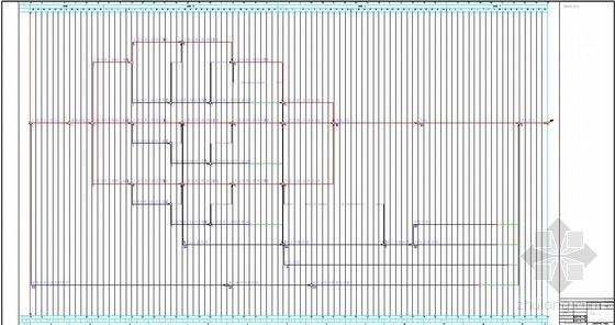 唐山市某无害化处理场施工组织设计(砖混结构)