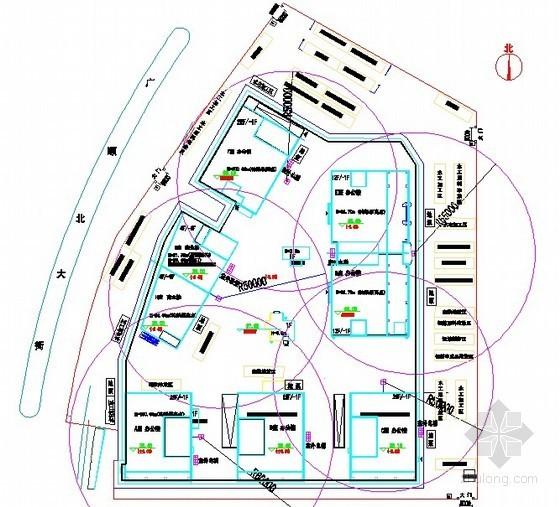 [北京]高层框剪结构办公楼施工组织设计(技术标 288页)