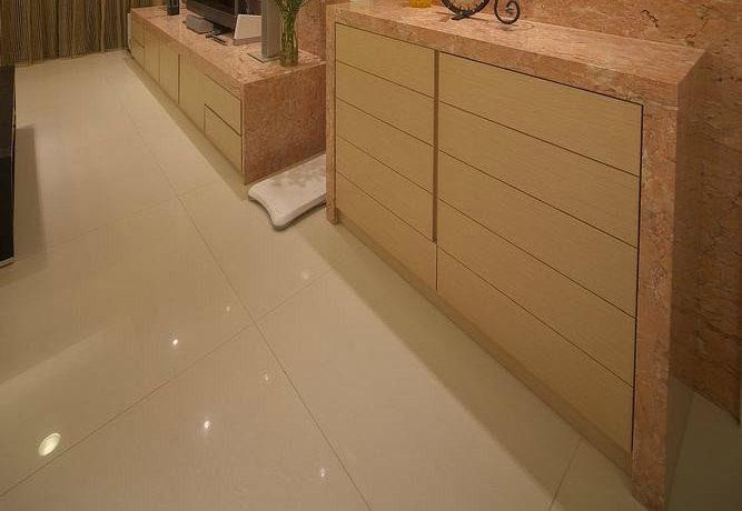 165平小型别墅设计现代简约风格卧室装修效果图