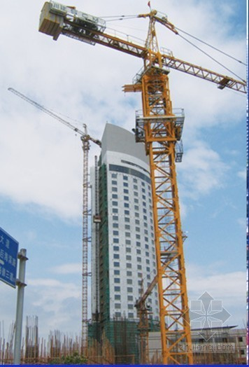 高层建筑施工机具课程讲义