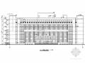 [河南]六层框架结构旅游区办公楼建筑结构施工图(辅楼两层)
