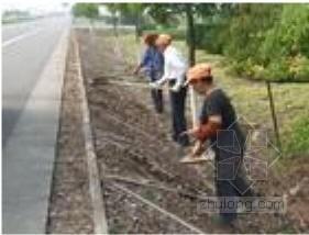 公路路堤土石混填施工工法