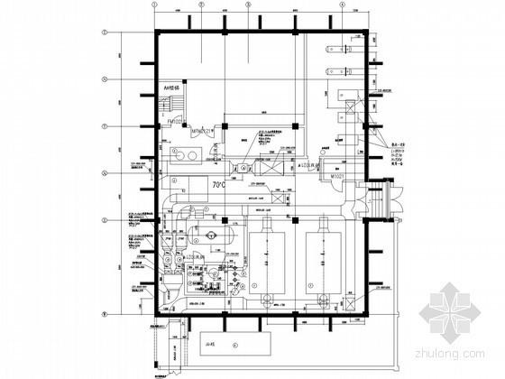 [苏州]锅炉房动力设计施工图