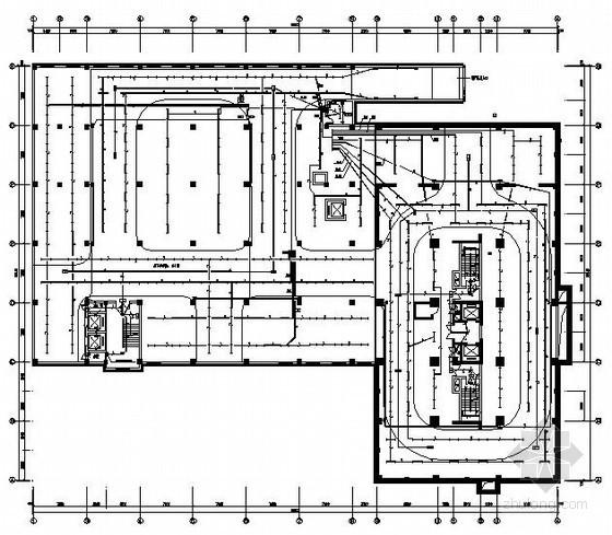 [陕西]五星级酒店全套电气施工图纸