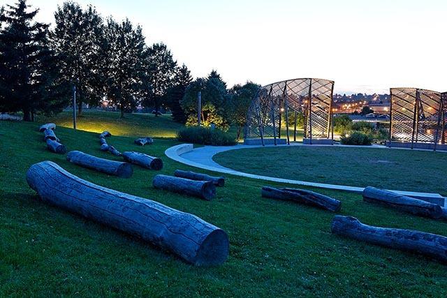 加拿大亚瑟王子码头公园景观设计_19