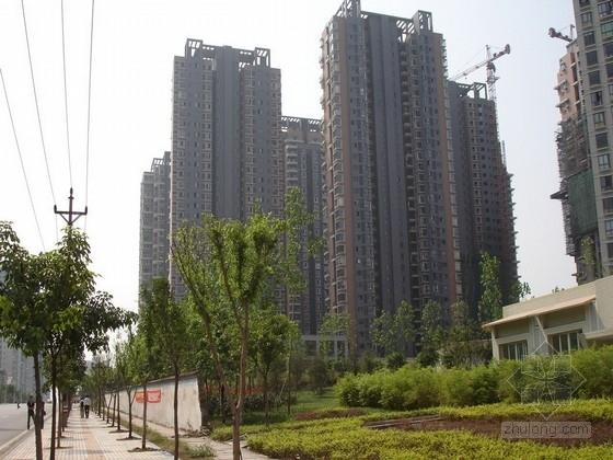 [重庆]山区城市道路施工图(边坡治理)